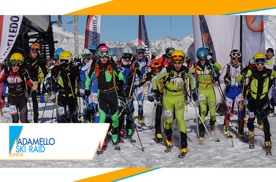 Adamello ski race