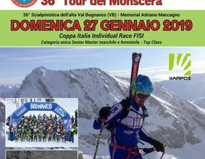 Tour del monscera