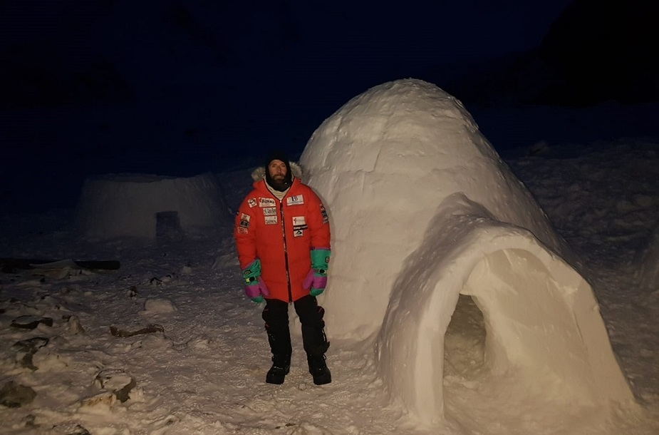 Chcon nell'igloo