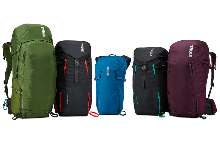 Thule alltrail collection 2