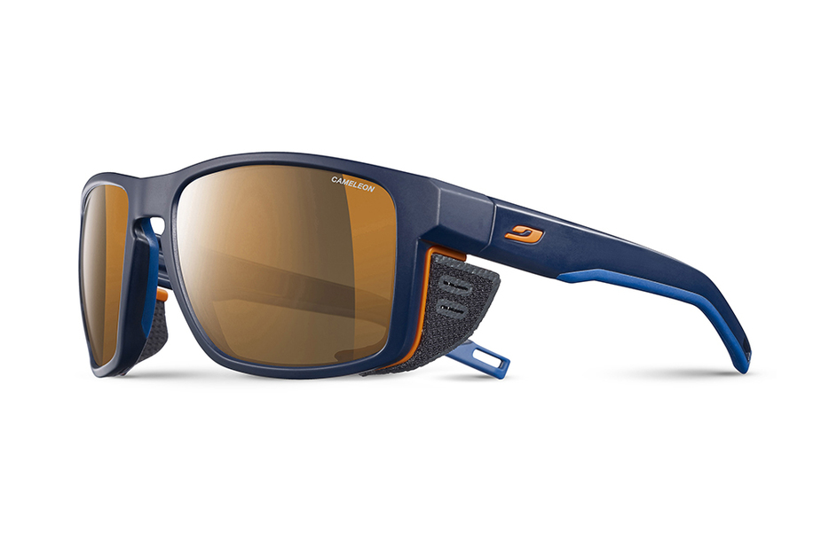 Julbo shield   orange