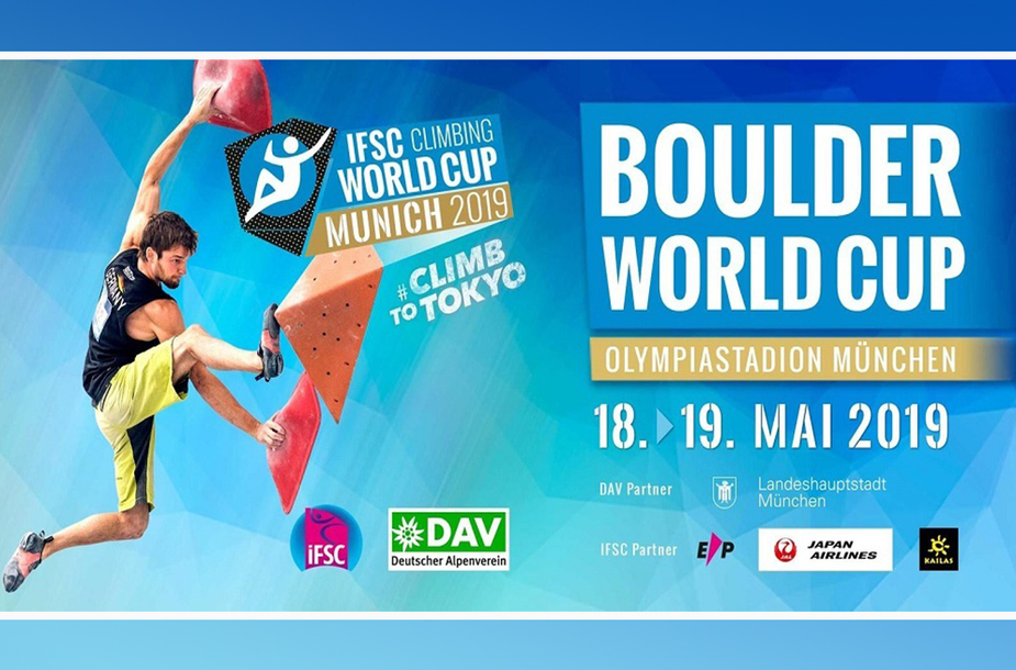 Boulder world cup   munchen