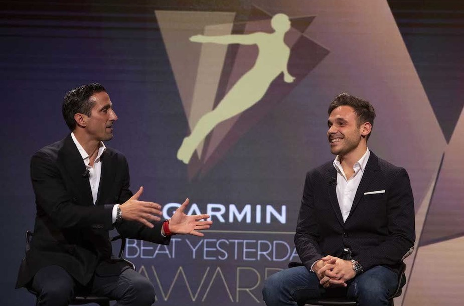 Garmin beat yesterday awards 2019 davide camicioli e niccolo canepa a