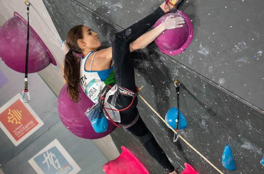 Laura Rogora,in the year of the Olympics. Interview with Italian  athlete