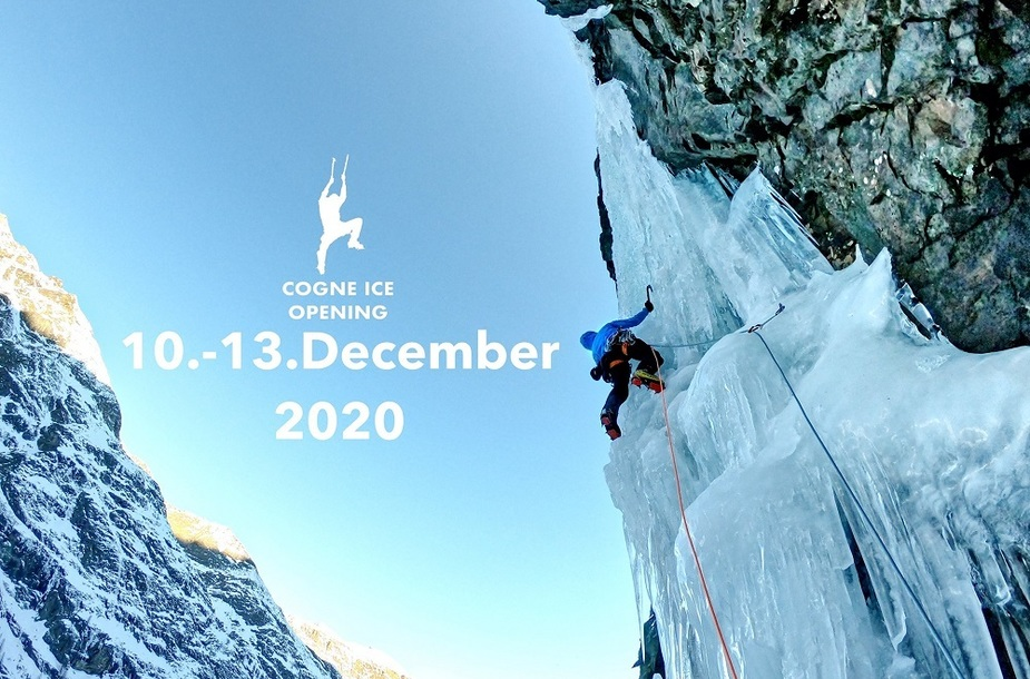 Cogne Ice Opening 2020