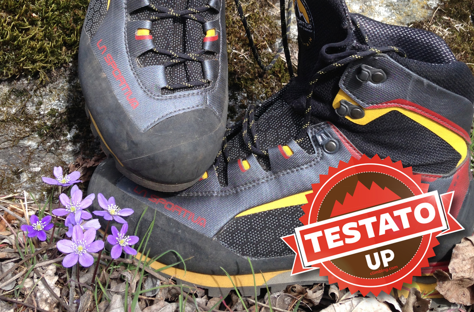 La sportiva trango tower gtx test