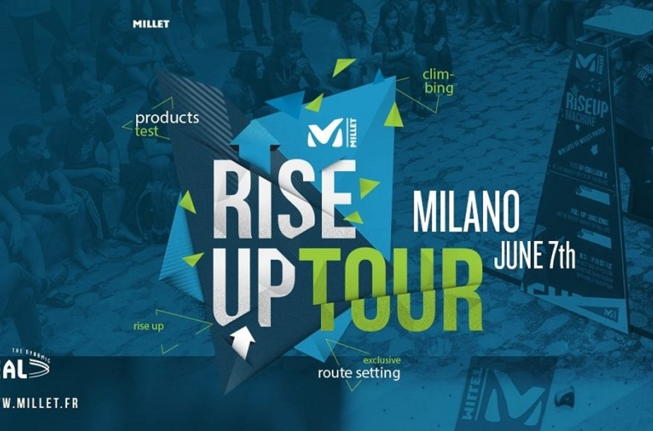 Millet rise up milano