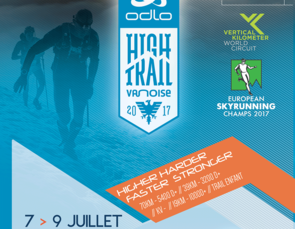 High trail affiche png