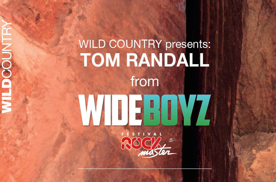 Wild country flyer rock master 10x20 tom randall ak