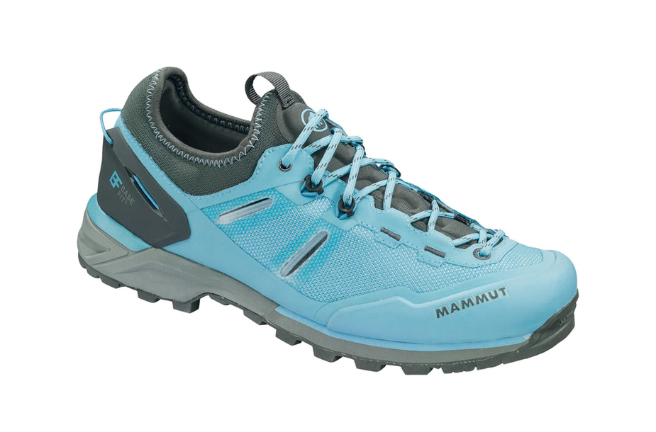 Mammut alnasca knit low w whisper graphite gho1 4c