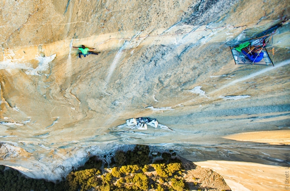 Dawn wall kevin jorgeson
