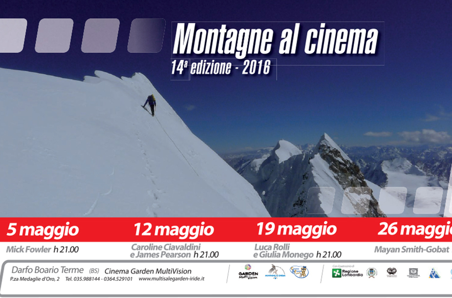 Montagne al cinema 2016
