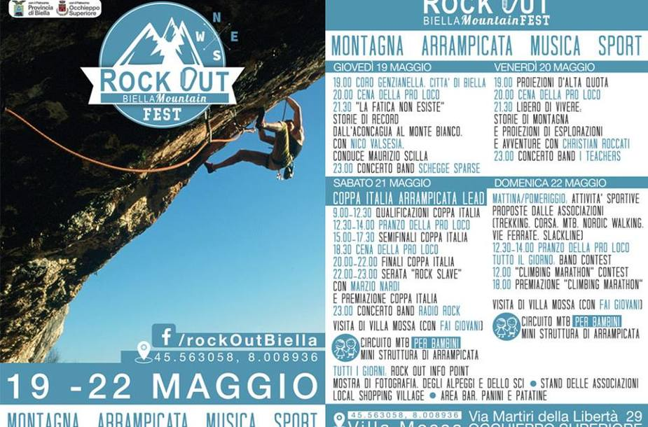 Rock out biella