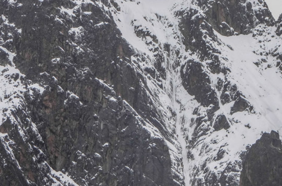 Diamong couloir